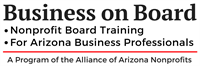 ALLIANCE EVENT - Business On Board - Phoenix