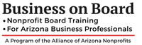 ALLIANCE EVENT - Business On Board - Tucson