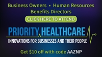 Priority: Healthcare - Innovations for Businesses and Their People