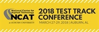 2018 NCAT Pavement Test Track Conference