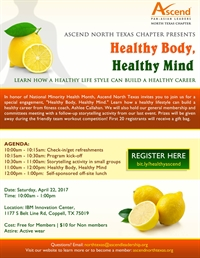 Ascend North Texas: Healthy Body, Healthy Mind