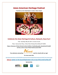 Ascend CT & Westchester: Asian American Heritage Festival