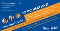 Ascend Seattle: Take Your Position To The Next Level