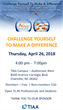 Ascend Charlotte: Challenge Yourself To Make A Difference