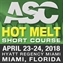 2018 Hot Melt Short Course