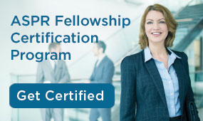 ASPR Fellowship Certification Program