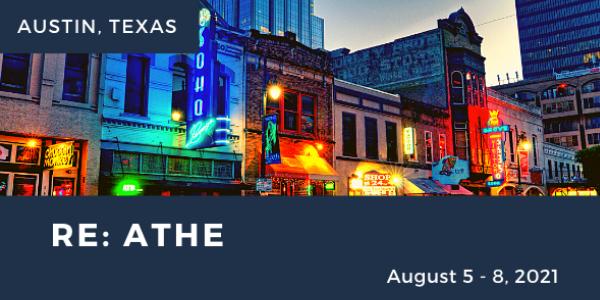 Austin, TX - August 5-8, 2021