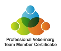 2017 Professional Veterinary Team Member Certificate Program