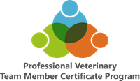 2018 Professional Veterinary Team Member Certificate Program
