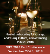 WPA 2018 Fall Conference