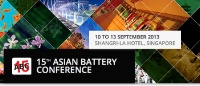 15th Asian Battery Conference