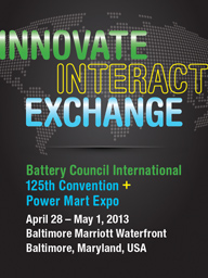 125th BCI Convention Power Mart Expo