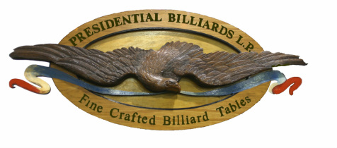 Presidential Billiards