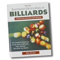 Billiard Encylopedia book cover by Shamos