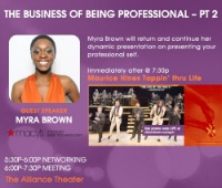 The Business of Being Profession Part ll Atlanta