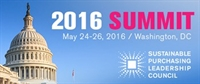 Sustainable Purchasing Leadership Council's 2016 Summit