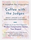 Coffee with the Judges