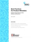 Best Practices for Product Metadata