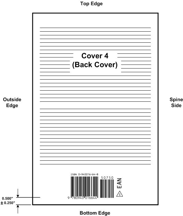 Barcoding Guidelines for the US Book Industry - Book