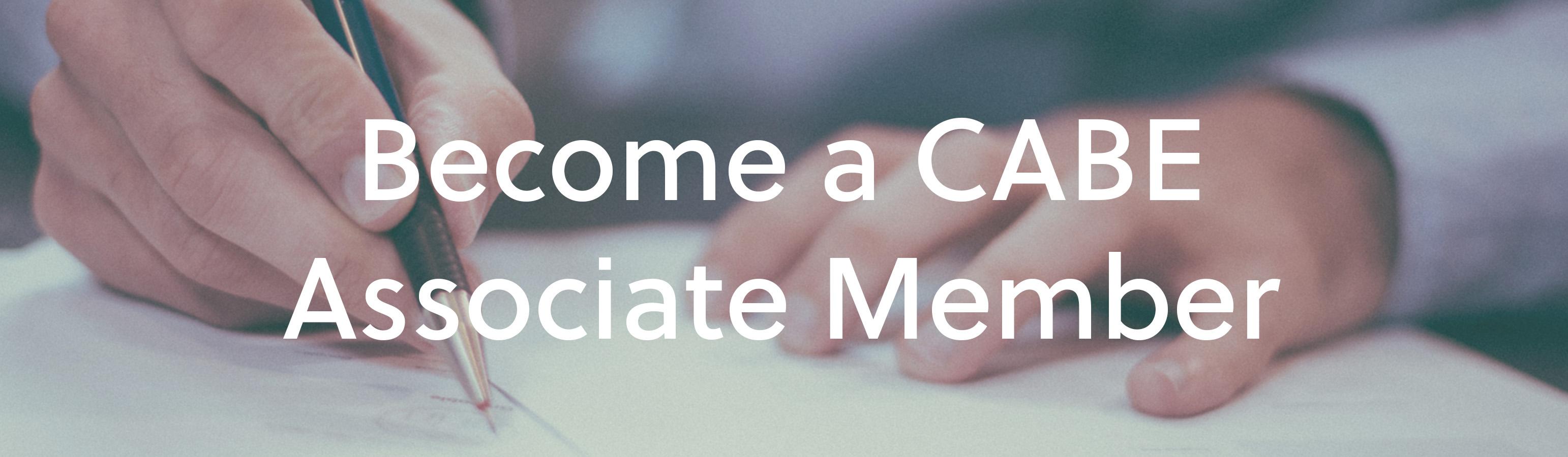 Associate Membership Registration