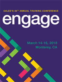 2018 CALED Annual Conference Speakers/Moderators