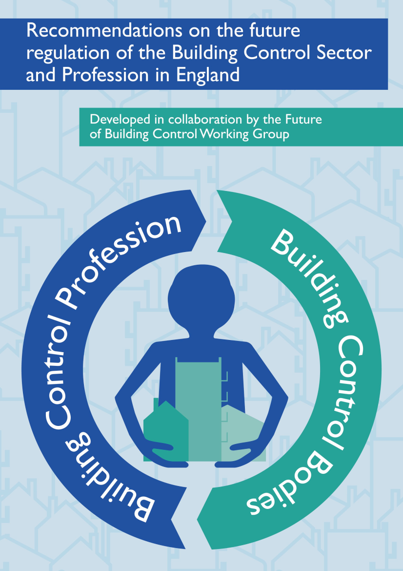 'Future of building control working group'