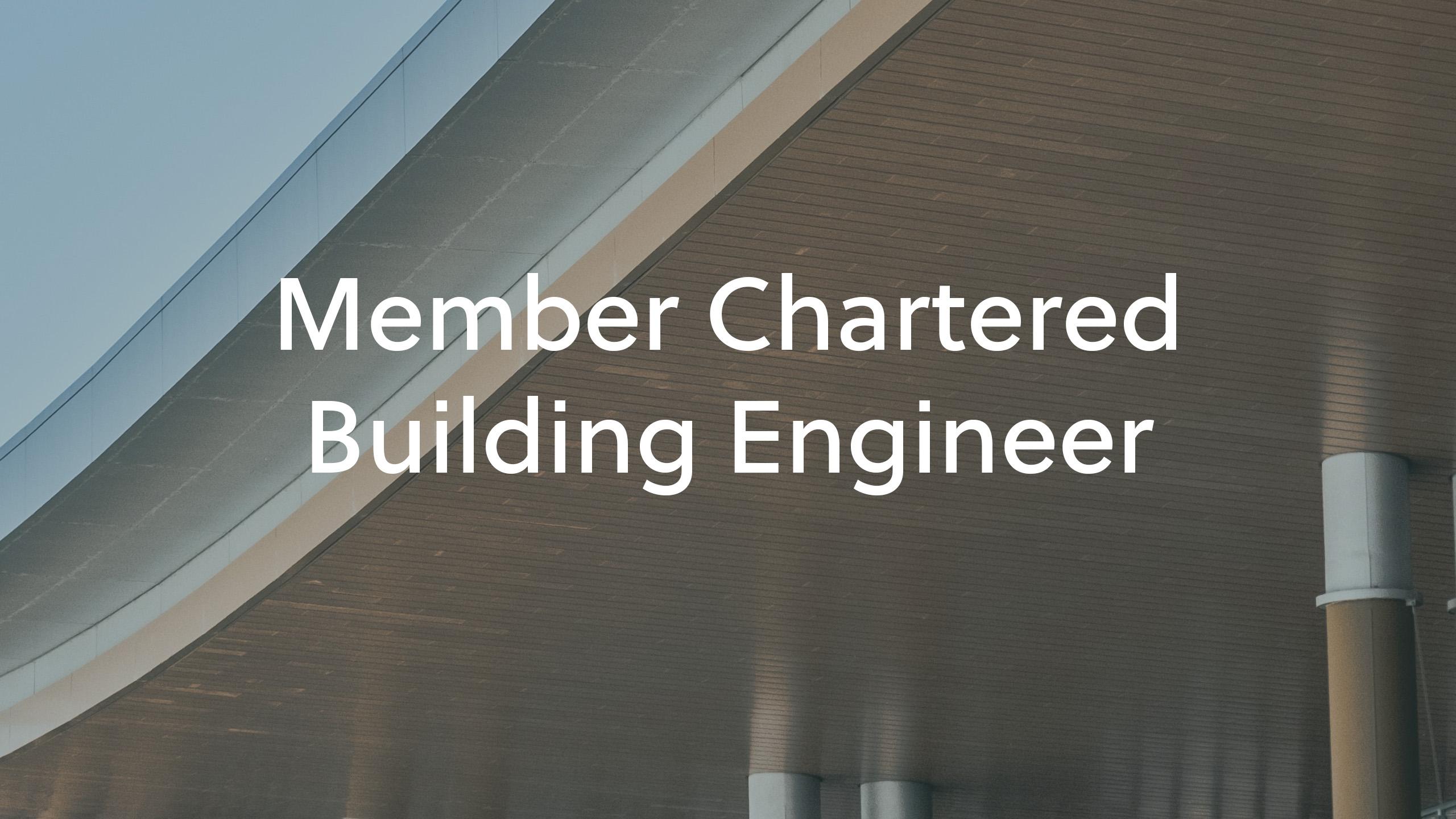 Chartered Membership