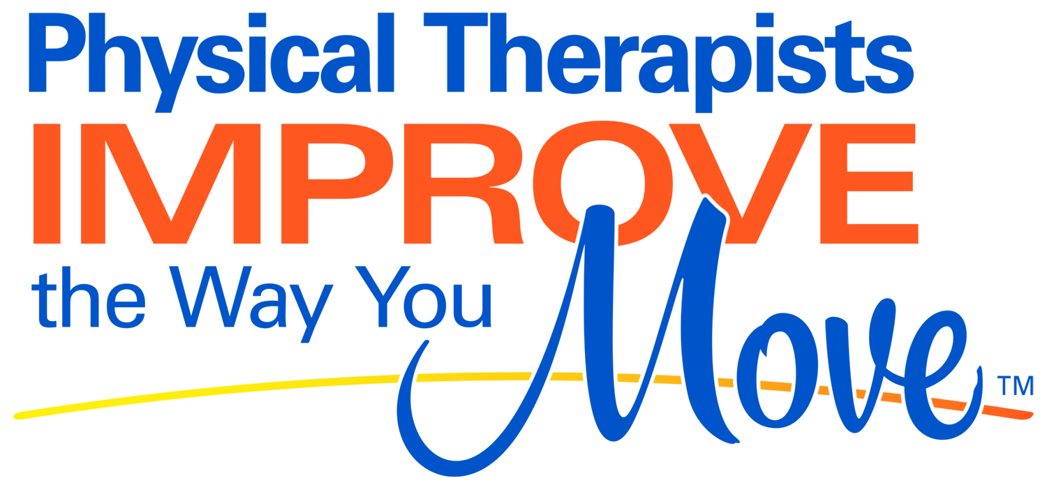 Direct access in physical therapy - Physical Therapists Improve The Way You Move Logo Color Jpg