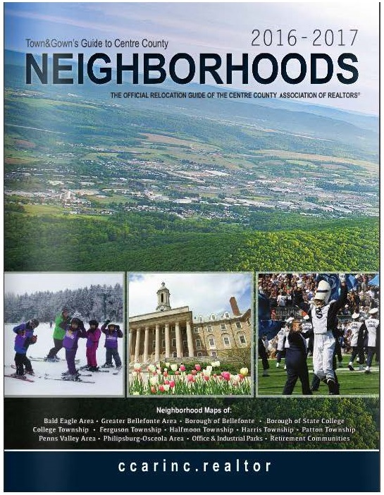 Town & Gown's Guide to Centre County Neighborhoods