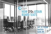 How CFOs Attain Board Seats by The Seattle CFO Leadership Council