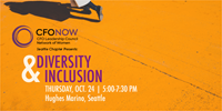 CFO Network of Women™ (CFO NOW™): Diversity & Inclusion by The Seattle CFO Leadership Council