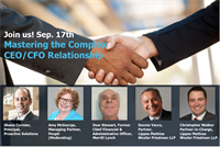 Mastering the Complex CEO/CFO Relationship by The Jacksonville CFOLC