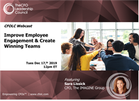 Maximize Employee Engagement And Create Winning Teams