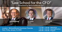 Law School for the CFO by The Charlotte CFOLC