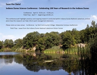 Indiana Dunes Science Conference