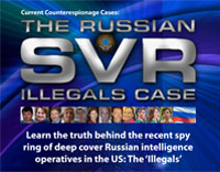 The Russian SVR Illegals Case