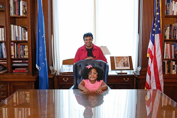 Carla and Daliyah
