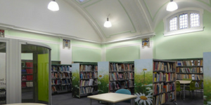 Northampton Central Library