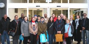 ILLP Participants at Boston Spa on Day 3 - 13 November 2019