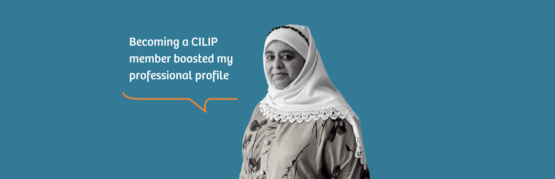 Becoming a CILIP member boosted my professional profile