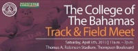 COB International Track & Field Meet