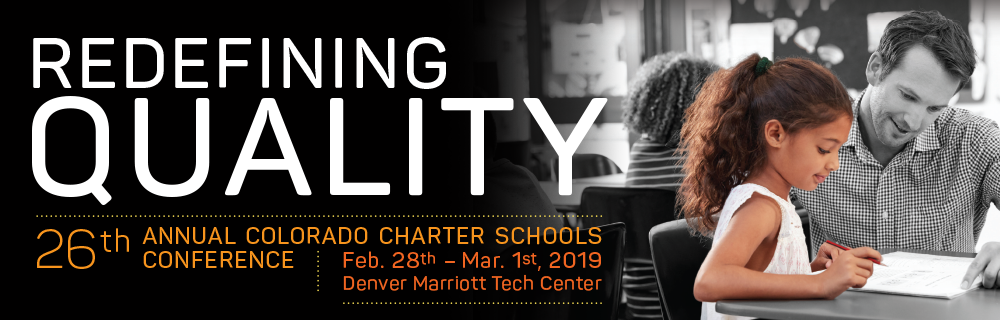 colorado charter school conference