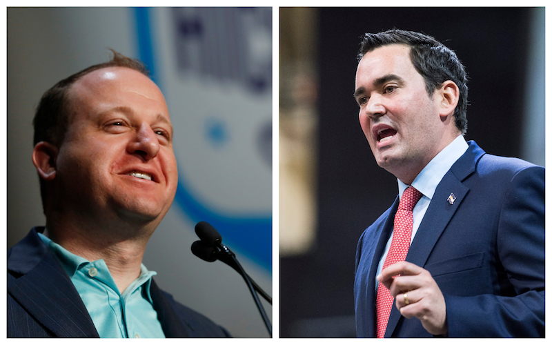 jared polis and walker stapleton