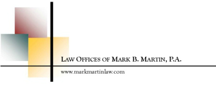Law Offices of Mark B. Martin Logo