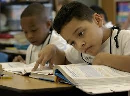 Boys of Color Reading