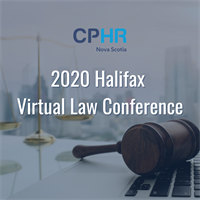 2020 Halifax Virtual Law Conference (Live Stream)
