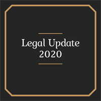 Orange County Chapter: Legal Update