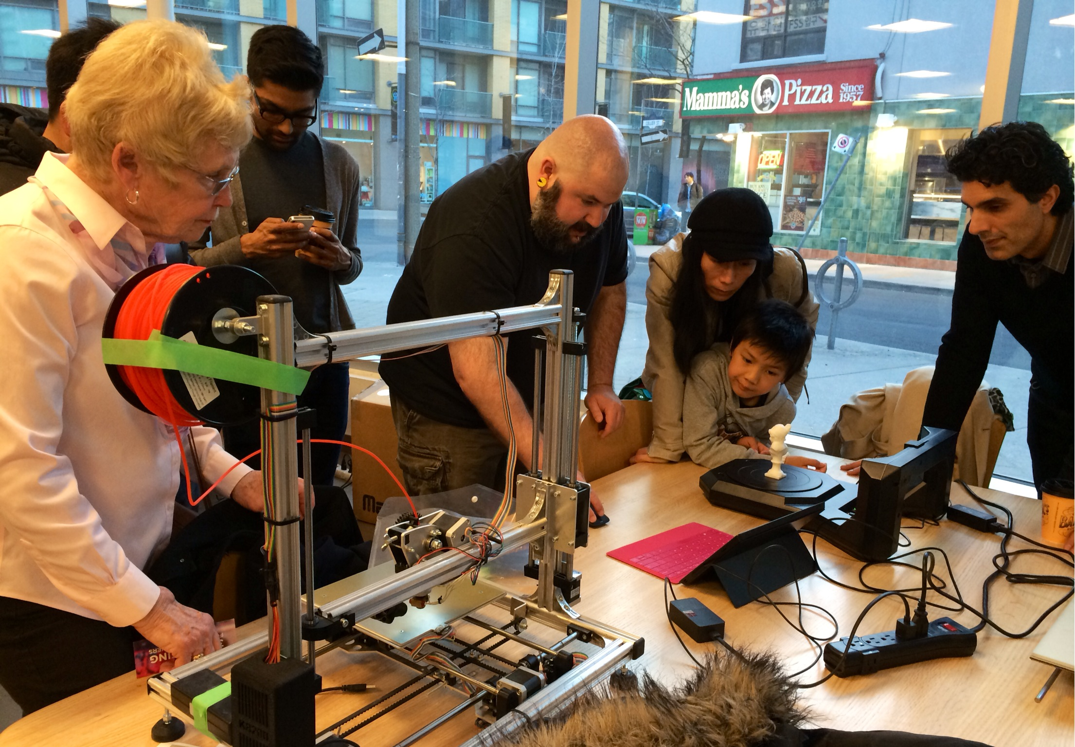 Makerbot public library