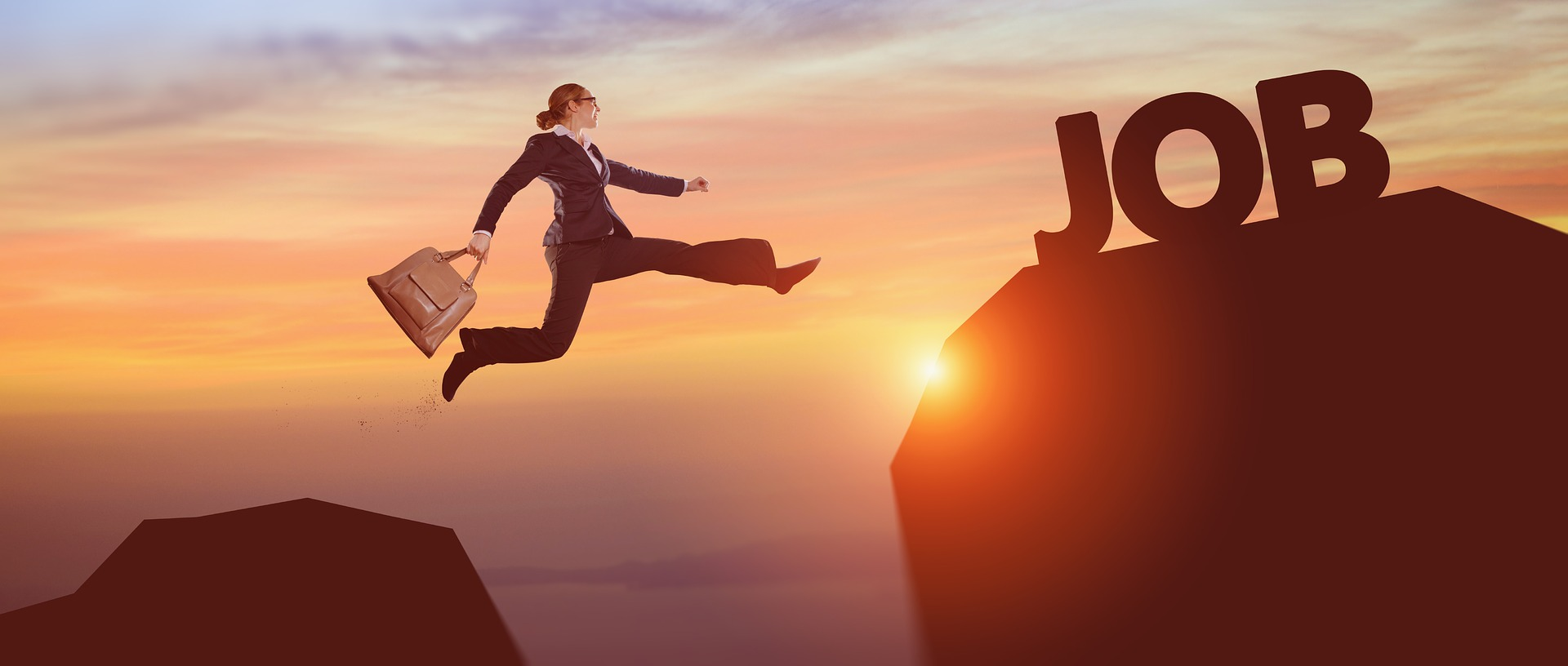 leap to a new job