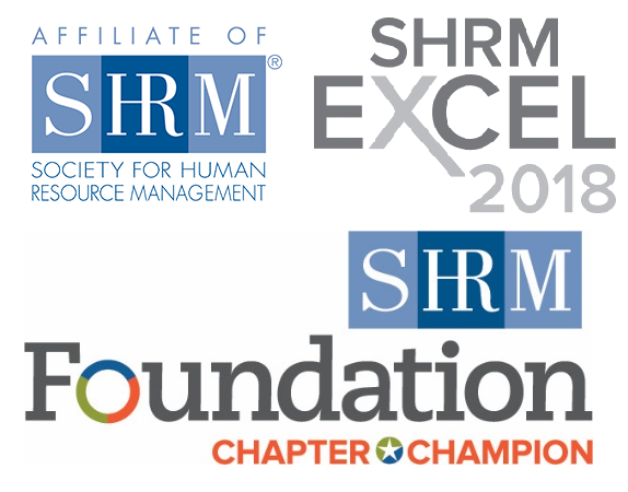Affiliate of SHRM - Society for Human Resource Management / SHRM Excel 2018 ? SHRM Foundation Chapter Champion